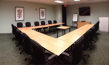 Meeting Rooms Conference Rooms Conference Center Hourly Board - 20 person conference table