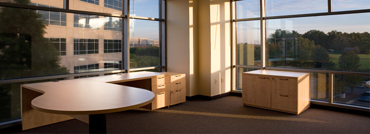 We Rent Small Offices Around 100 Sqft, Medium To Large Nearing 200 Sqft,  And Multi Office Suites As Large As 1,200 Sqft.