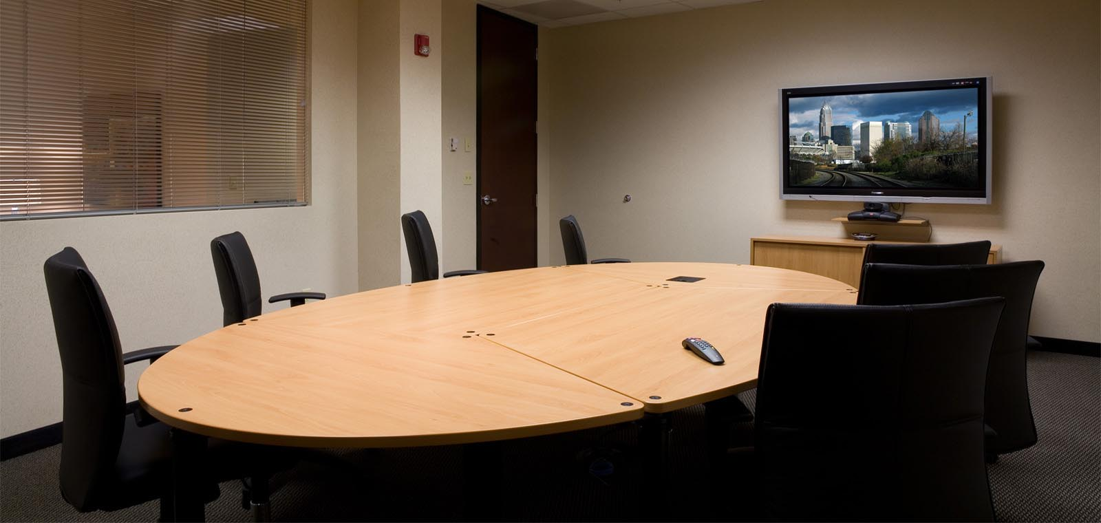 Professional Meeting and Conference Rooms